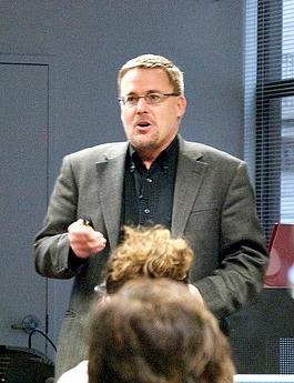 Steve Woodruff public speaker
