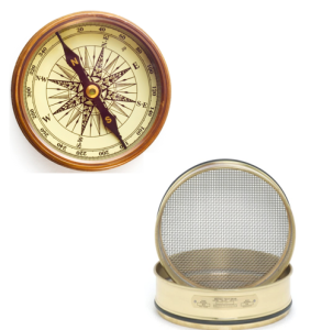 Compass and Filter - clarity therapy