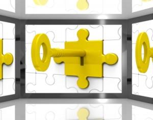 Referral key Clarity