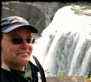 SW waterfall
