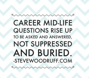 The Career Mid-Life Crisis (yes, it's normal!)