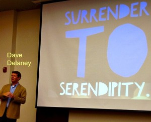 Networking? Surrender To Serendipity (the results can be amazing)!