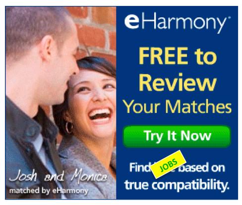 eharmony essay