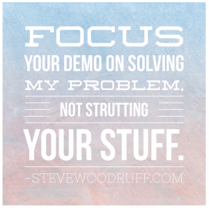 5 Tips to Making a Great Software Demo