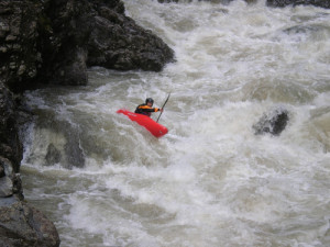 Stuck and Struggling: Navigating the Whitewater
