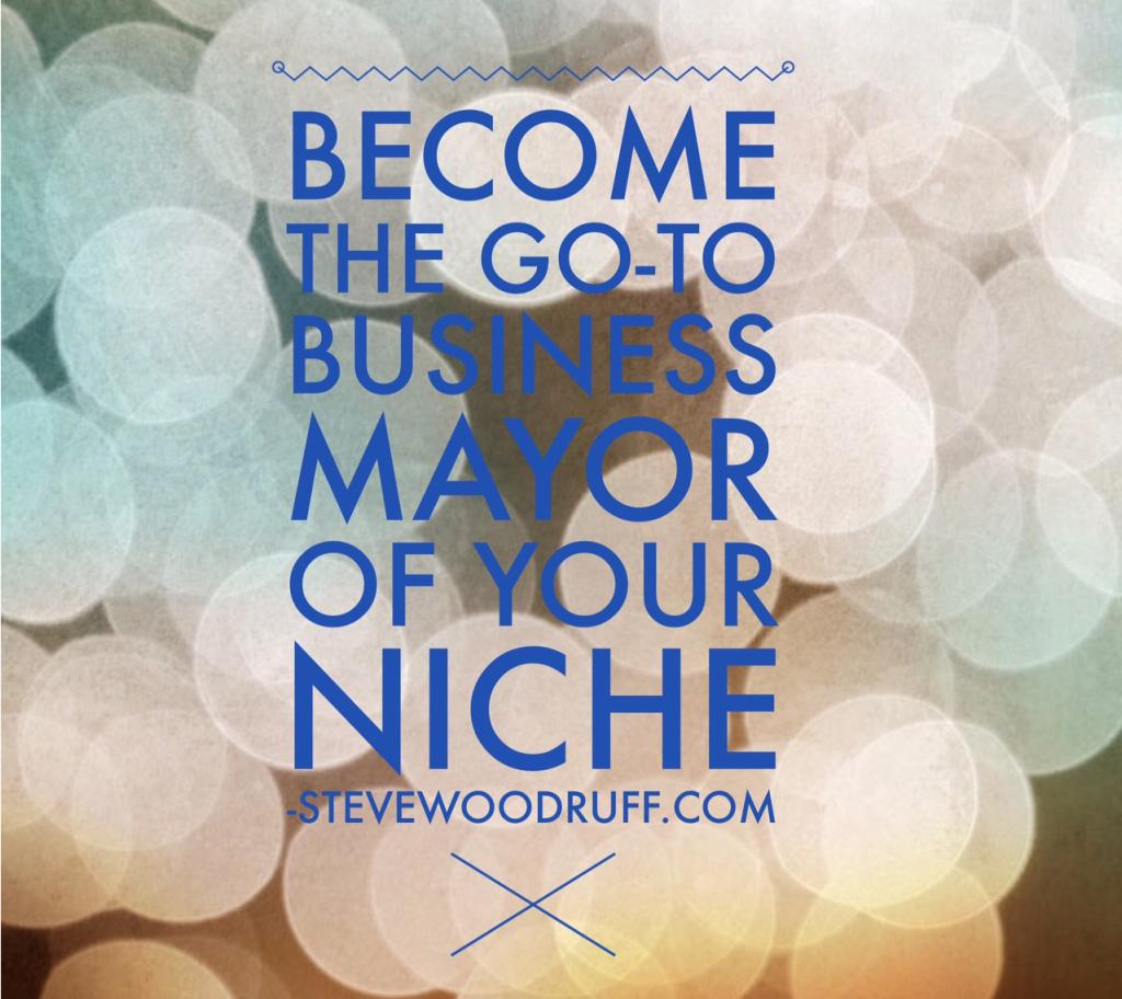 Become the Mayor