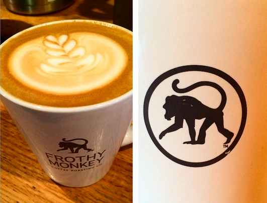 Frothy Monkey Coffee